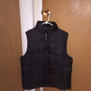 A nice black vest